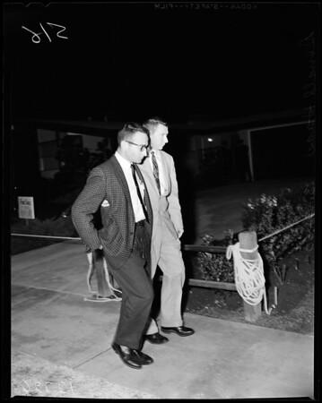 Murder in Costa Mesa, 1960