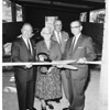 Dedication of club house at Echo Park for oldsters, 1960