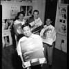 Los Angeles Trade Tech Photo Salon winners, 1957