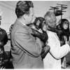 Chimpanzees, 1961