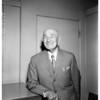 Former champion boxer, 1960