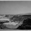 The open-pit diatomaceous earth mine on the Palos Verdes peninsula which produces irritating dicalite dust