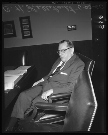 C.H. Kellstadt (Board chairman of Sears), 1960