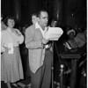 Transit hearing, 1952