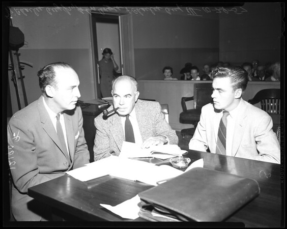 Guy murder trial, 1957