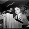 Rotary meeting, 1958