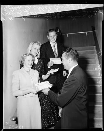 Voice of Democracy Awards, 1957