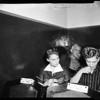 Benson murder trial, 1957