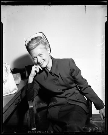 Edwards alimony, 1952