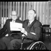 Kaiser speaks at Rotary, 1960
