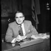 Water hearing, 1957