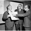 Dutch officials, 1961
