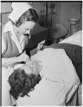 Georgia Street Hospital victims, 1951