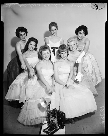 Shutterbug contest for John Muir High School, 1960
