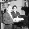 Bari-Luft child custody case, 1958