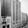 Photo of the Richfield building at Flower Street and Sixth Street, facing northward
