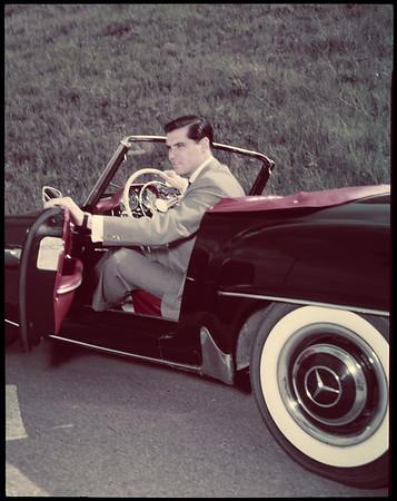John Gavin, 1958