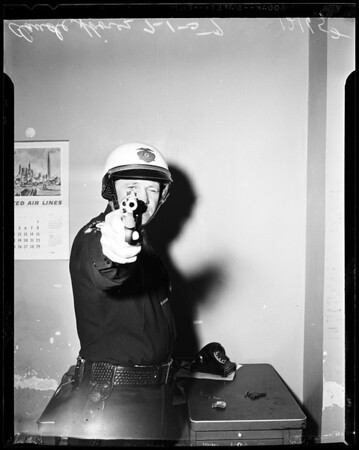 Pistol champ, 1957