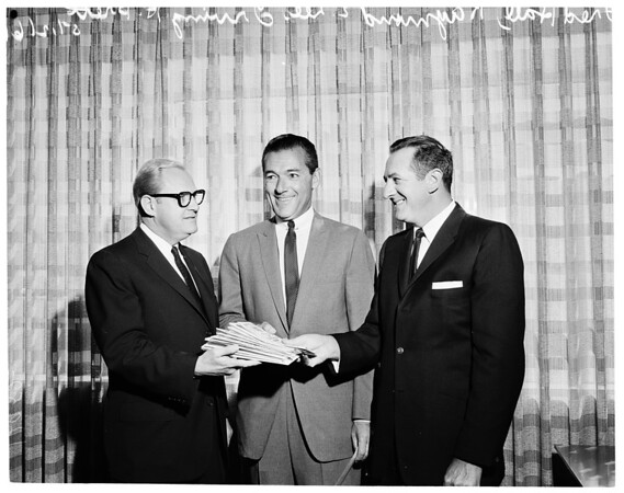 Israel bond purchase, 1961