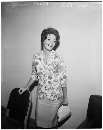 Divorce, 1959