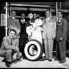 Goodyear's new service store opening, 17225 Bellflower Boulevard, 1952