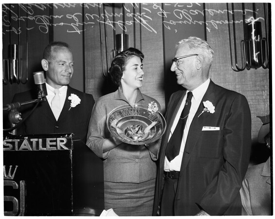 China Pottery and Glass Association, 1957