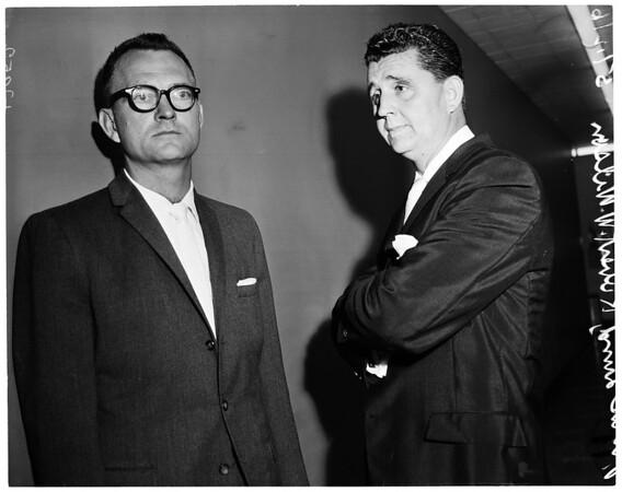 Duarte poker row, 1961