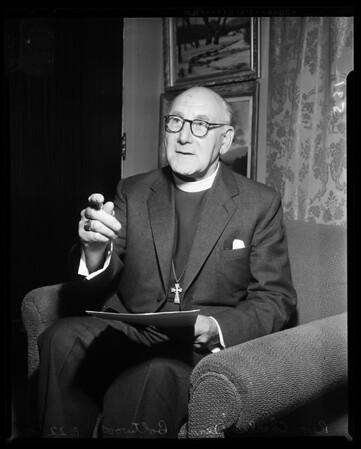 English Minister, 1958