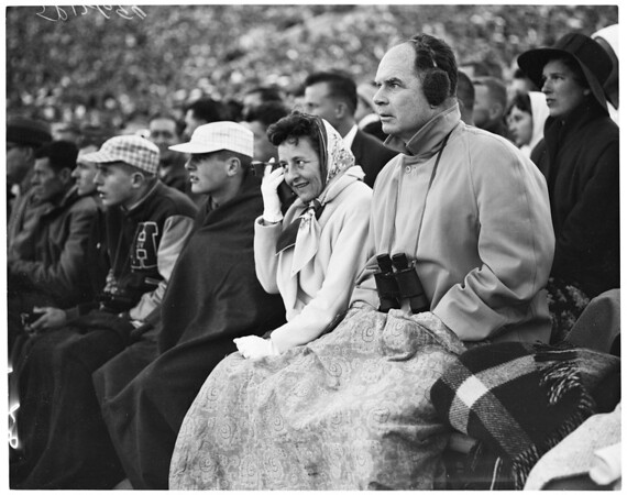Football -- Rose Bowl, 1960