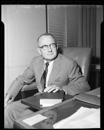 Turkish consul, 1957