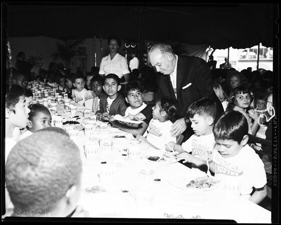 Formosa Cafe Dinner (Thanksgiving), 1958