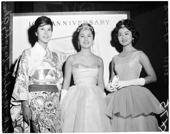 Nisei Show, 1960