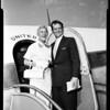 Return from Reno, 1952