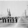 Veterans' Day Parade in Bell, 1957