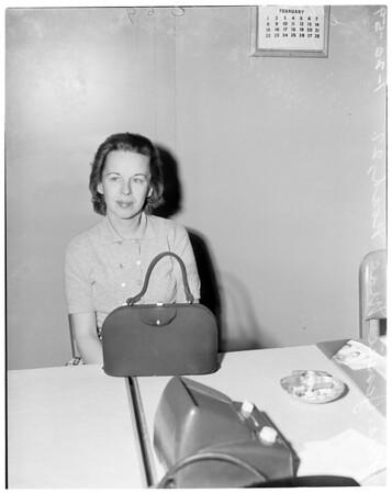 Savoy murder, 1959