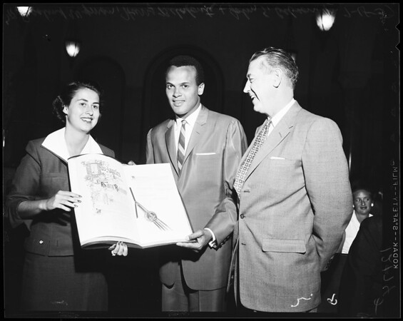 Belafonte, 1957