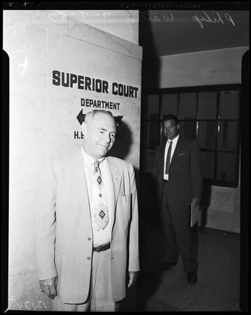 Matula case (teamsters trial), 1957