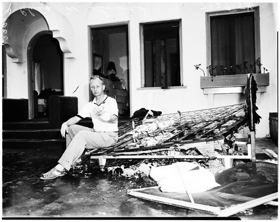 Motel explosion, 1958