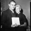 Marriage license, 1960