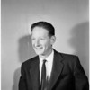 Leonard Riblett (New City Editor of Examiner), 1957