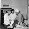 Gas attendant robbed--beaten, 1958