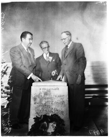 Cahuenga anniversary pageant (3910 Lankershim Boulevard), 1953