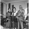 El Nido Lodge for Girls, 1954