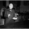 Cardinal before Board of Supervisors (tax case), 1953