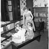 Branch libraries, 1953