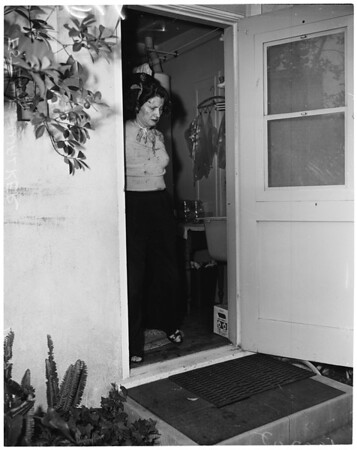 Stabbing (motel at 2683 West 9th Street), 1953