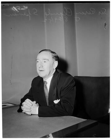 Australian Ambassador (Biltmore), 1952