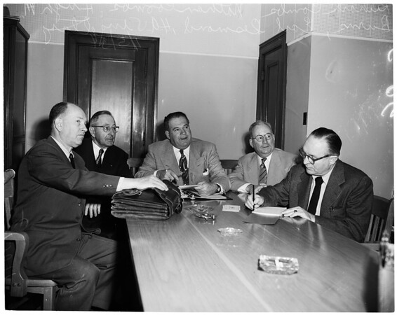 State Senate Committee on Un-American Activities, 1954