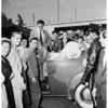 Parachute found, 1953