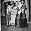 """Detail 4 of 4, """"Carnival in Flanders"""", 1953"""